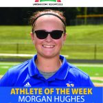 Morgan Hughes selected as Larosa's Northwest High School Female Athlete of the Week!