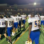 Boys Varsity Football falls to Robert A. Taft 27 – 20