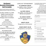 2019 Northwest Boosters Association Golf Outing