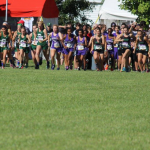 Muncie Central High School Girls Varsity Cross Country finishes 16th place