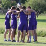 Muncie Central High School Boys Varsity Cross Country finishes 5th place
