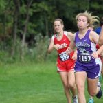 Muncie Central High School Girls Varsity Cross Country finishes 18th place