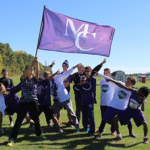 Muncie Central High School Boys Varsity Cross Country finishes 4th place