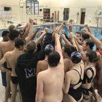 Muncie Central High School Girls Varsity Swimming falls to Pendleton Heights High School 143-41
