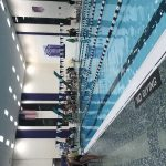 Muncie Central High School Girls Varsity Swimming falls to Delta High School 104-77