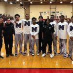 Boys Basketball Senior Night, February 13, 2018