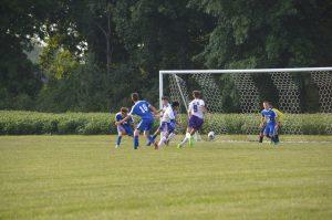 Boys Soccer vs Jay County