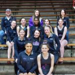 Varsity Gymnastics finishes 6th place at Sectional
