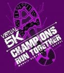 Last Week to Register for Champions Together Virtual 5K!