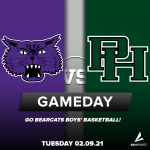Boys Basketball Travels to Pendleton Heights Tonight!
