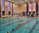 Sectional Week for Boys Swimming & Diving!