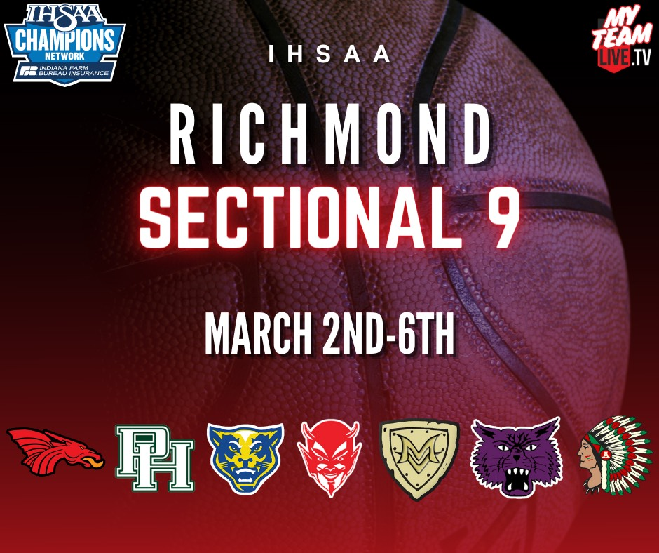 Boys Basketball Sectional Tonight @ 7PM!