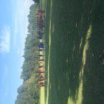 Lumberton High School Girls Varsity Cross Country finishes 1st place