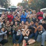 Lumberton High School Boys Varsity Cross Country finishes 6th place