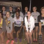 Lumberton High School Girls Varsity Cross Country finishes 4th place