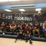 Pirates Visit East Robeson
