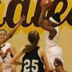 Lady Pirates vs Leesville Road 2nd Round (Photos)