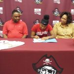 McBride Signs Letter of Intent