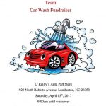 Car Wash Saturday to Support Pirate Wrestling