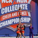 Pirate Graduate Lynsey Johnson Places With Clemson Stunt Group in Finals at Nationals