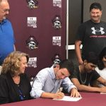 Two Pirate Baseball Players Sign Letter of Intent