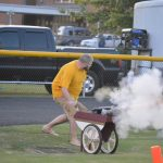 The Cannon…Pirate Football Tradition