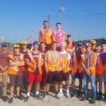 Pirate Baseball Giving Back
