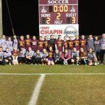 Soccer Alumni Games were a Success