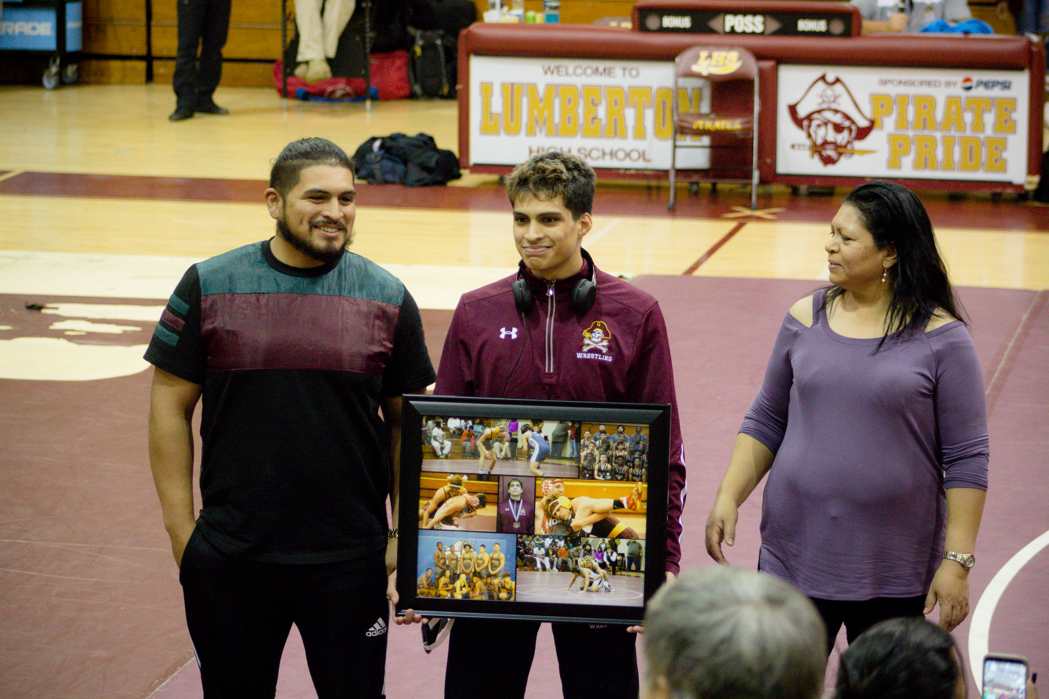 Marquez to Wrestle at Next Level