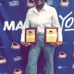 Pirate Alumna Andrews Receives Multiple Awards