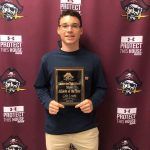 Lewis Named Pirate Male Athlete of the Year