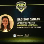 Canady Named Best of 910Preps Female Athlete of the Year