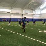 Breeden Attends Duke Football Camp