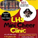 Cheer Mini-Campers Date Set