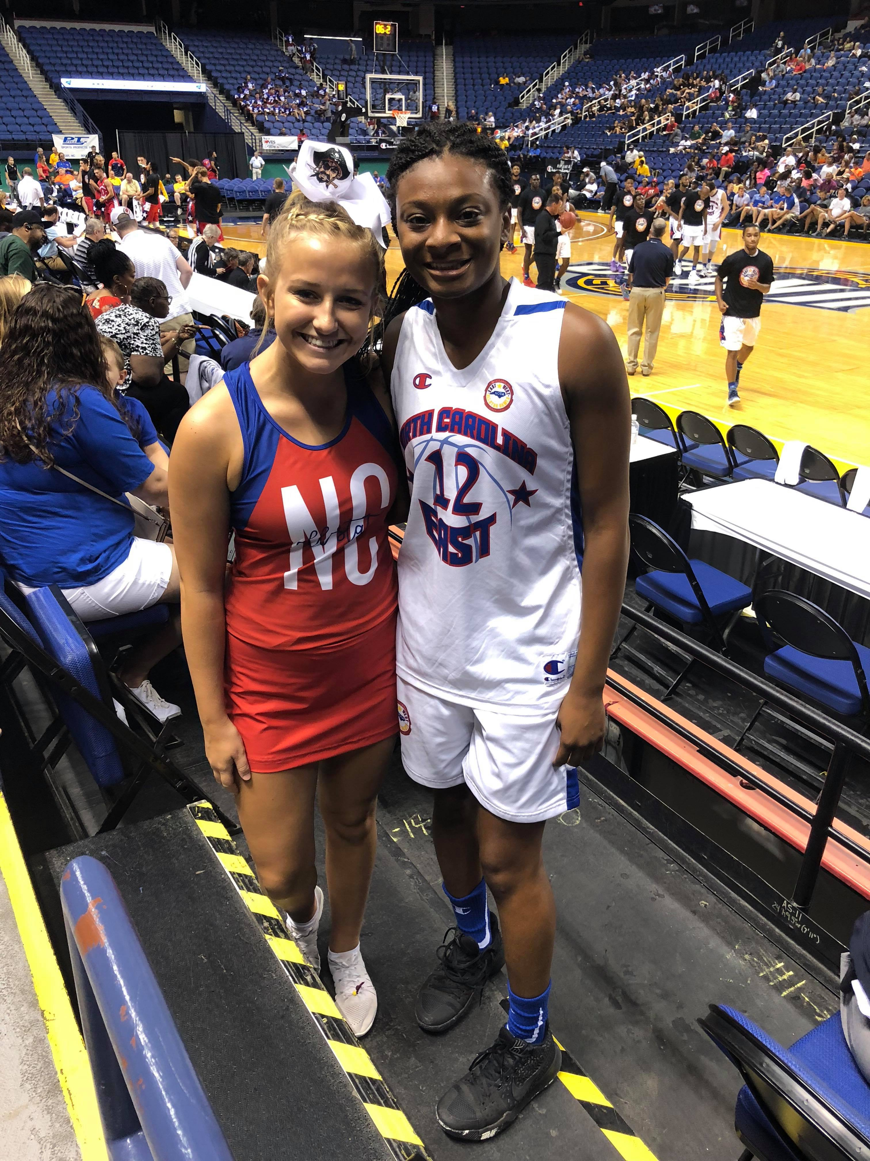 Lady Pirates Representing at the East-West All-Star Games