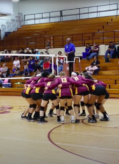 Volleyball Video Highlights: vs. St. Pauls