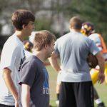 Lumberton Pirate Football Resumes Practice 9/24/18