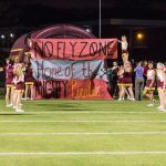 Behind the Banner…Pirate Football Entrance