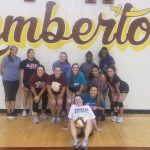 First Annual Alumni Volleyball Game was Success