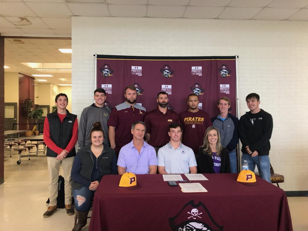 Parks Ledwell Signs to Play at High Point