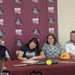 Article by The Robesonian on Britt's Signing Day