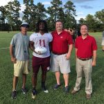 Grice Named Farm Bureau Player of the Game (vs South View)