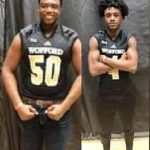 Pirates Visit Wofford College