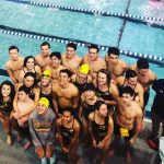 Pirate Swim Team Makes School History