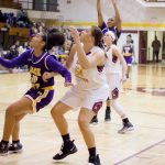 Lady Pirate Basketball vs Jack Britt 2/6/19 (Photos Album 1 of 2)