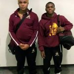 Two Pirates Finish 2nd at States