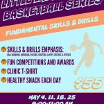 Grades 3-5 Girls Basketball Clinic