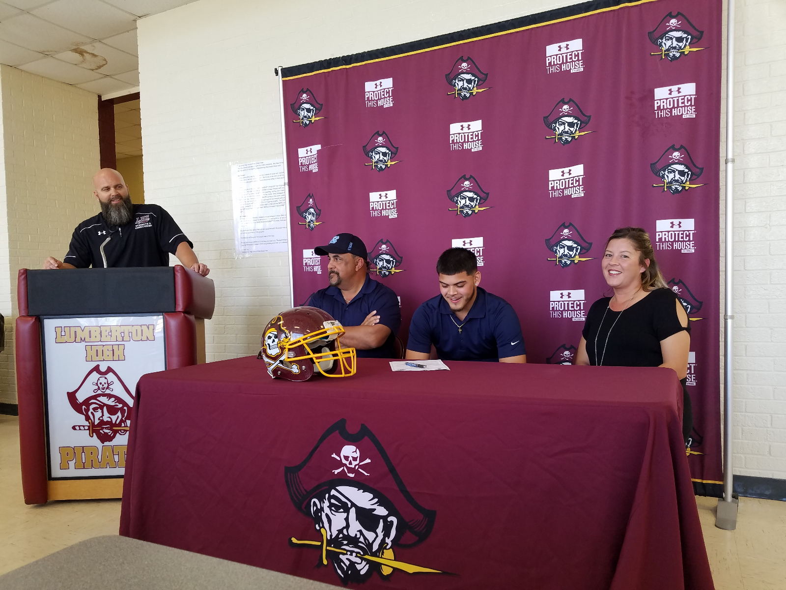 Brooks to Play at the Next Level