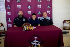 Brooks Signs to Play at North Carolina Wesleyan (Photos)