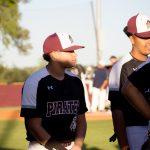 Pirate Baseball host Purnell Swett 4/15/19 (Photos)